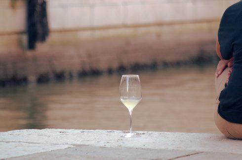 Venise - Canal - Apéro - Verre