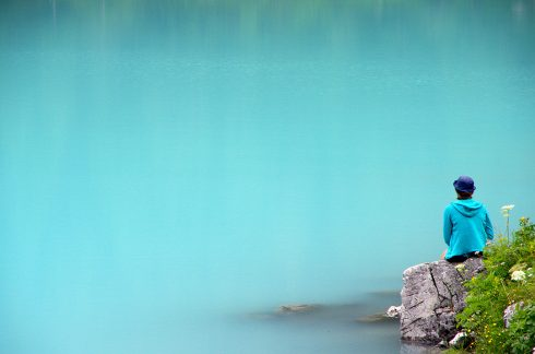 Lago di Sorapis - Lac de Sorapis - Lac Dolomites - Lago Dolomites - Lac turquoise Dolomites - Lago turchese Dolomites
