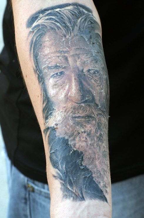 tatouage - Tatouage Bras - Tatouage Indien