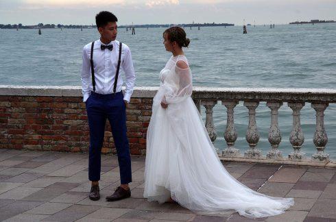 Venise - Mariage à Venise - Couple