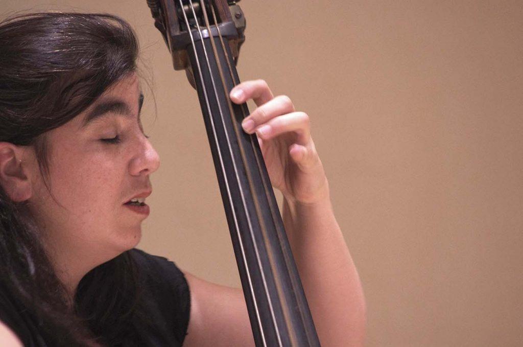Portrait - Contrebasse - Catalunya - Festival Jazz Figueras - Auditori Caputxins Figueras - Shakin'All