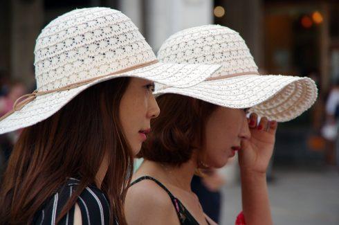 Venise - Double - chapeau