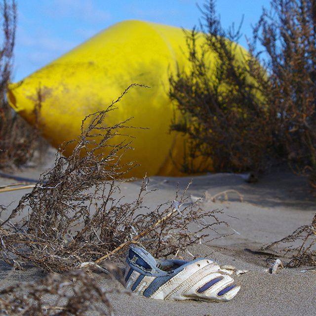 Exposition photo - Dégouts des couleurs - déchet plastique - Delta de l'ebre - Couleurs Méditerranée - Festival photo - Protection du littoral - zéro déchet - RSE - sensibilisation à l'environnement - Pentax K5II