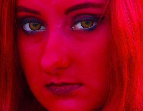 Pentax K5II - couleur rouge - manga - barcelona