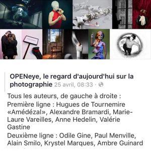 Openeye - webmagazine - appel à projet - Confiné mais stylé - Défi photo -Marathon des confinés - Confinement - Photographie - Pentax - Montpellier - Printemps 2020 - le Bar à photos - La Chose - Toute chose est un geste
